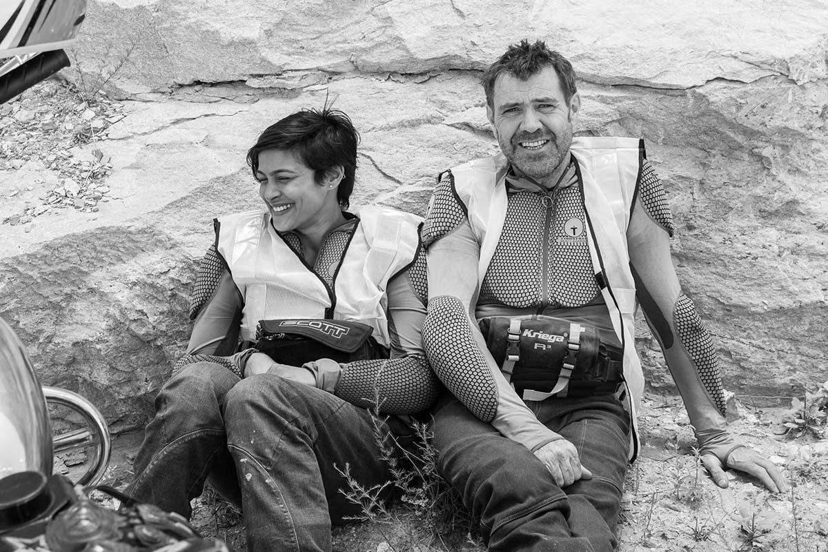 alex pirie and wife