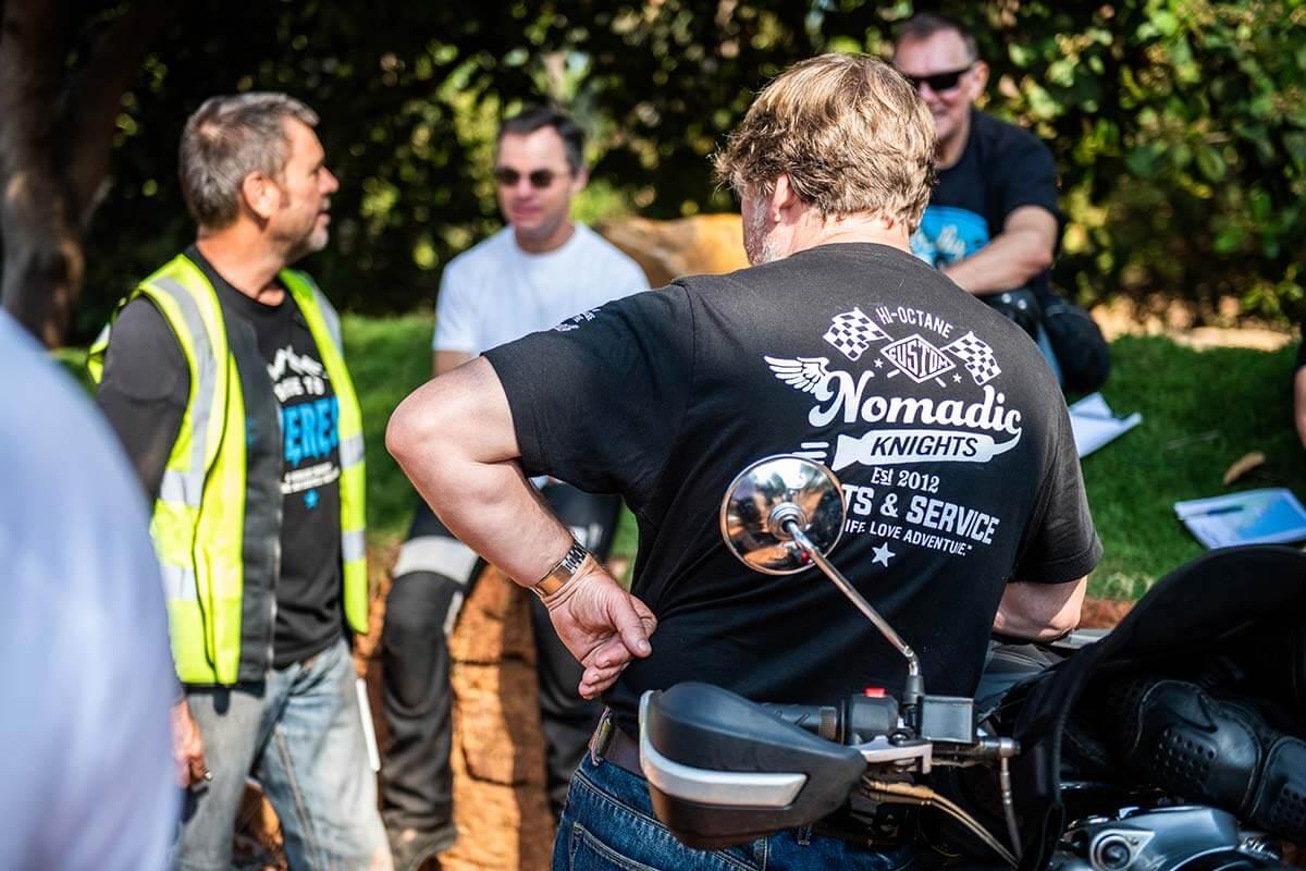 nomadic knights team