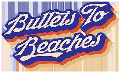 bullets to beaches logo