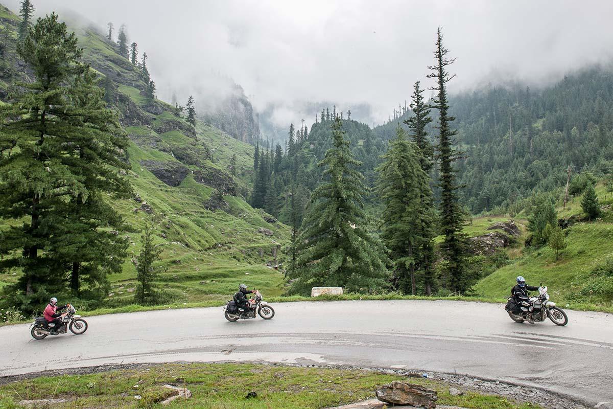 motorbike adventure india