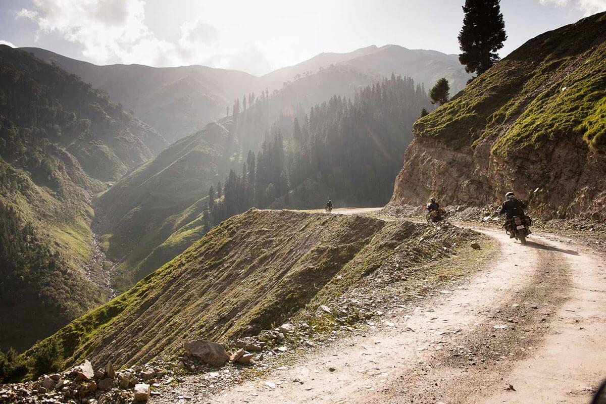 india motorcycle adventure