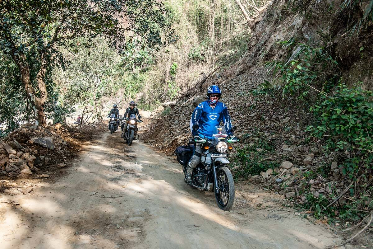 north india motorcycle tour