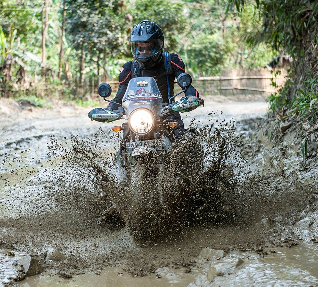 motorcycle tour north east india