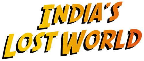 Indias Lost World logo