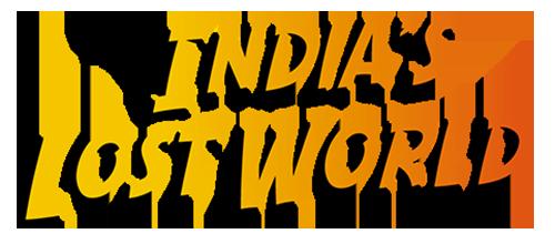 India's Lost World Logo