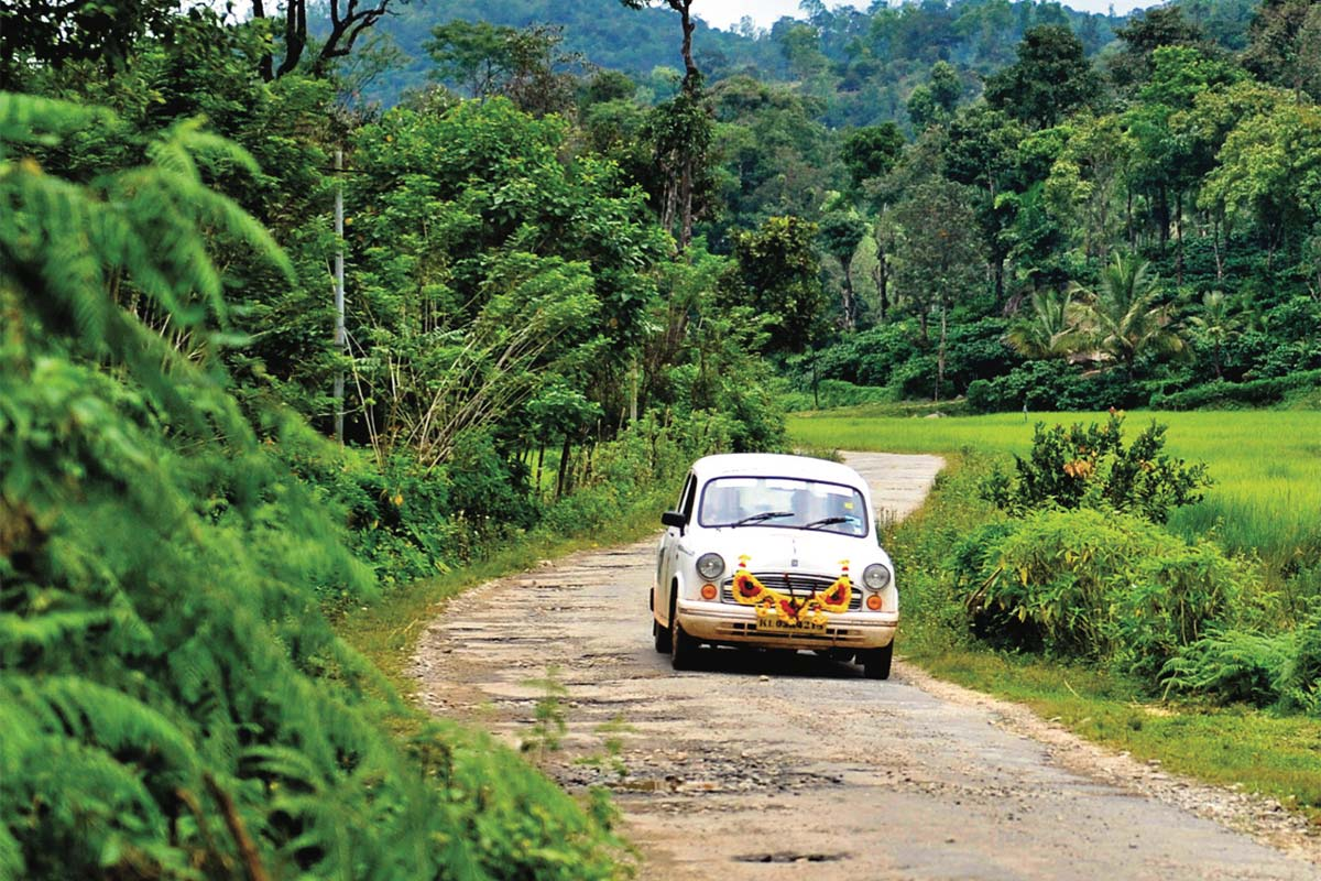 car rally india
