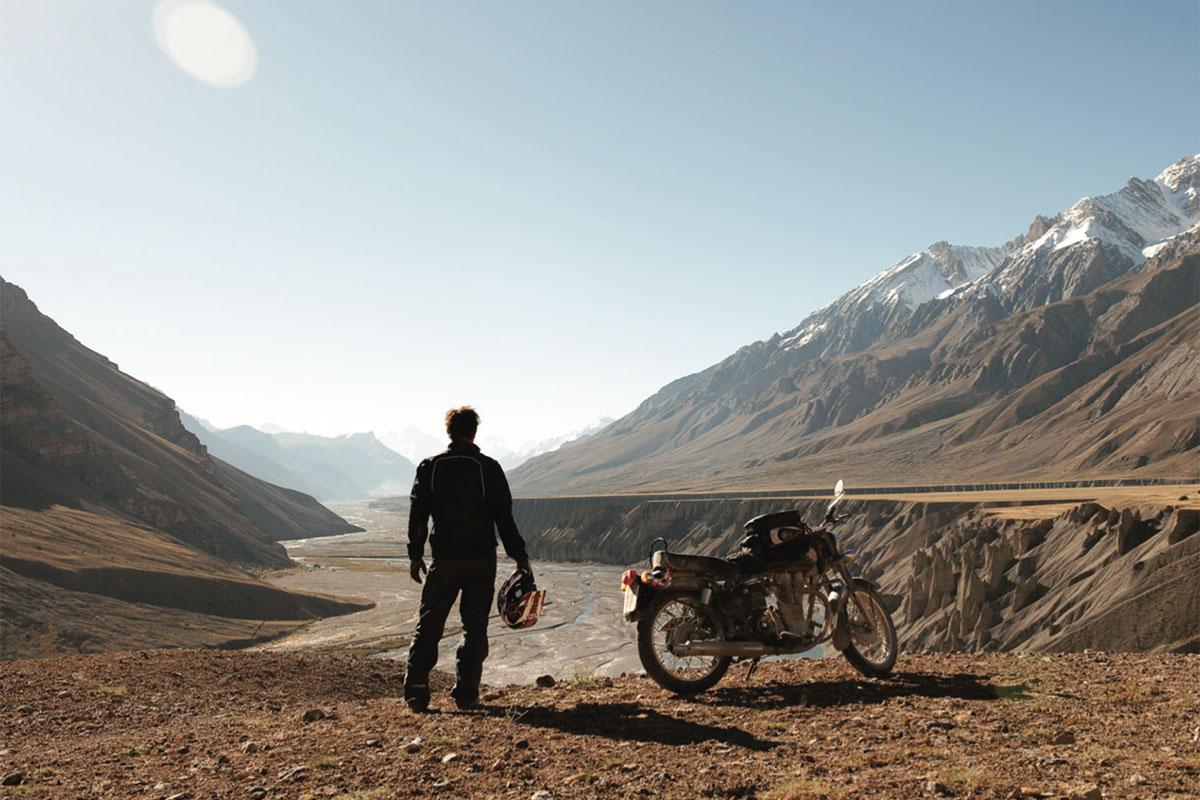 adventure in himalayas