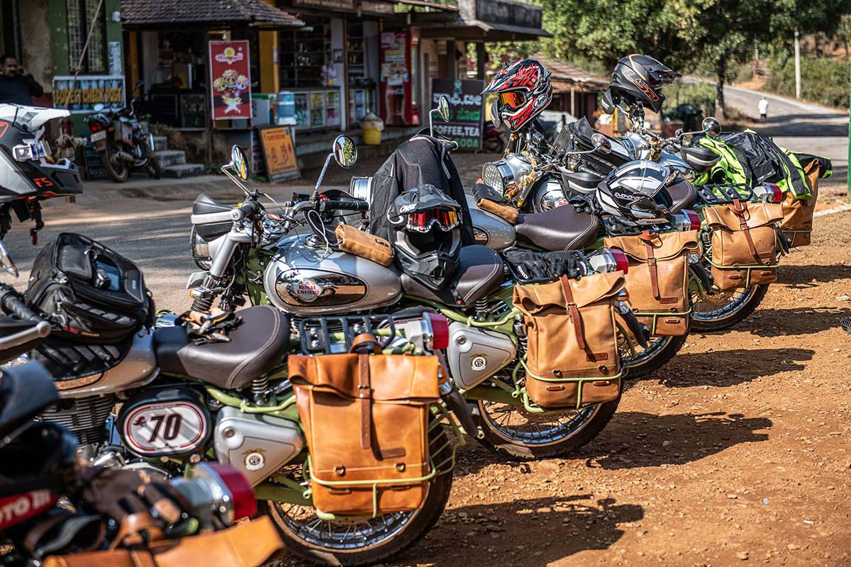 motorcycle tour company