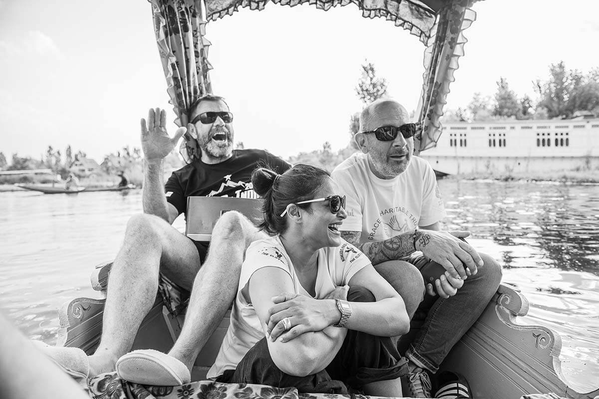 boat trip india