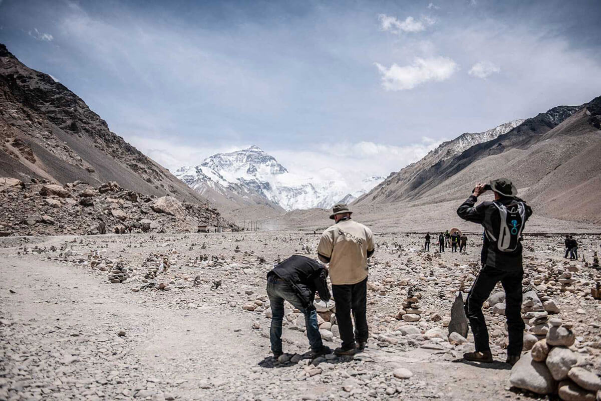 everest motorcycle tour