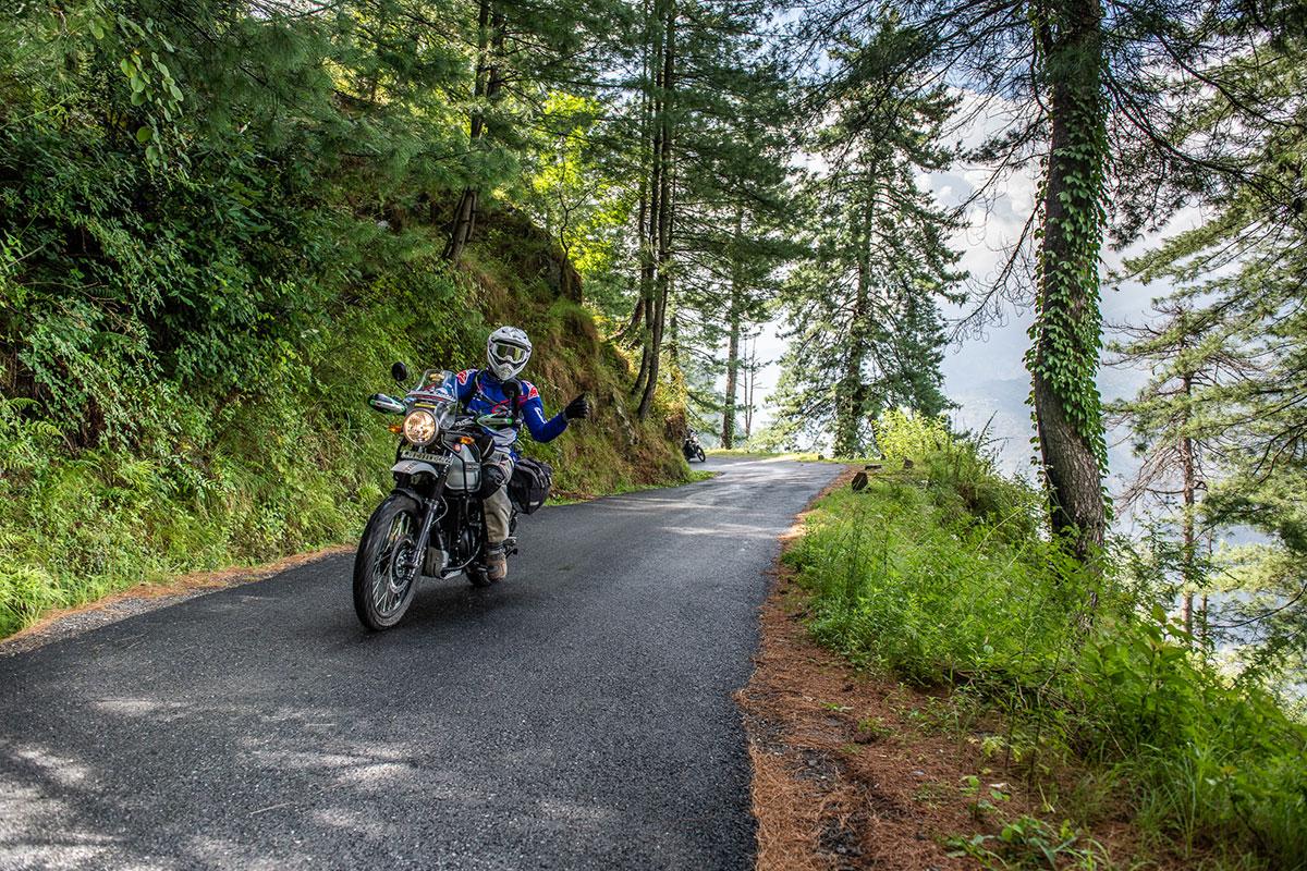 motorcycle adventure himalayas