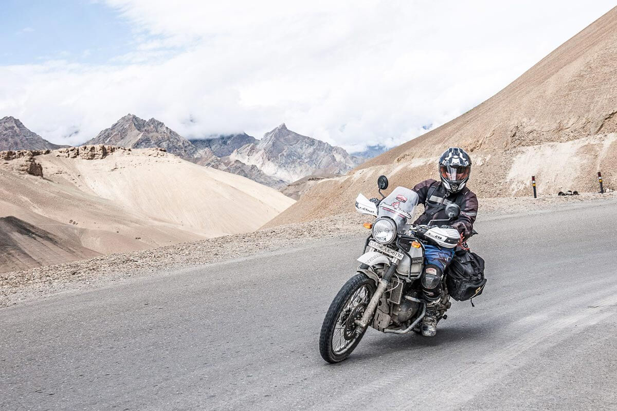 himalayan motorbike adventure