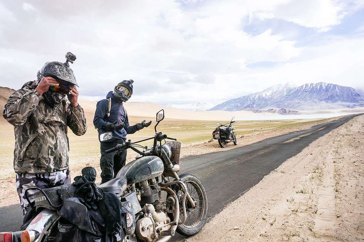 motorcycle tour himalayas