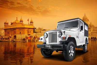Golden Temple Jeep Rally with Nomadic Knights