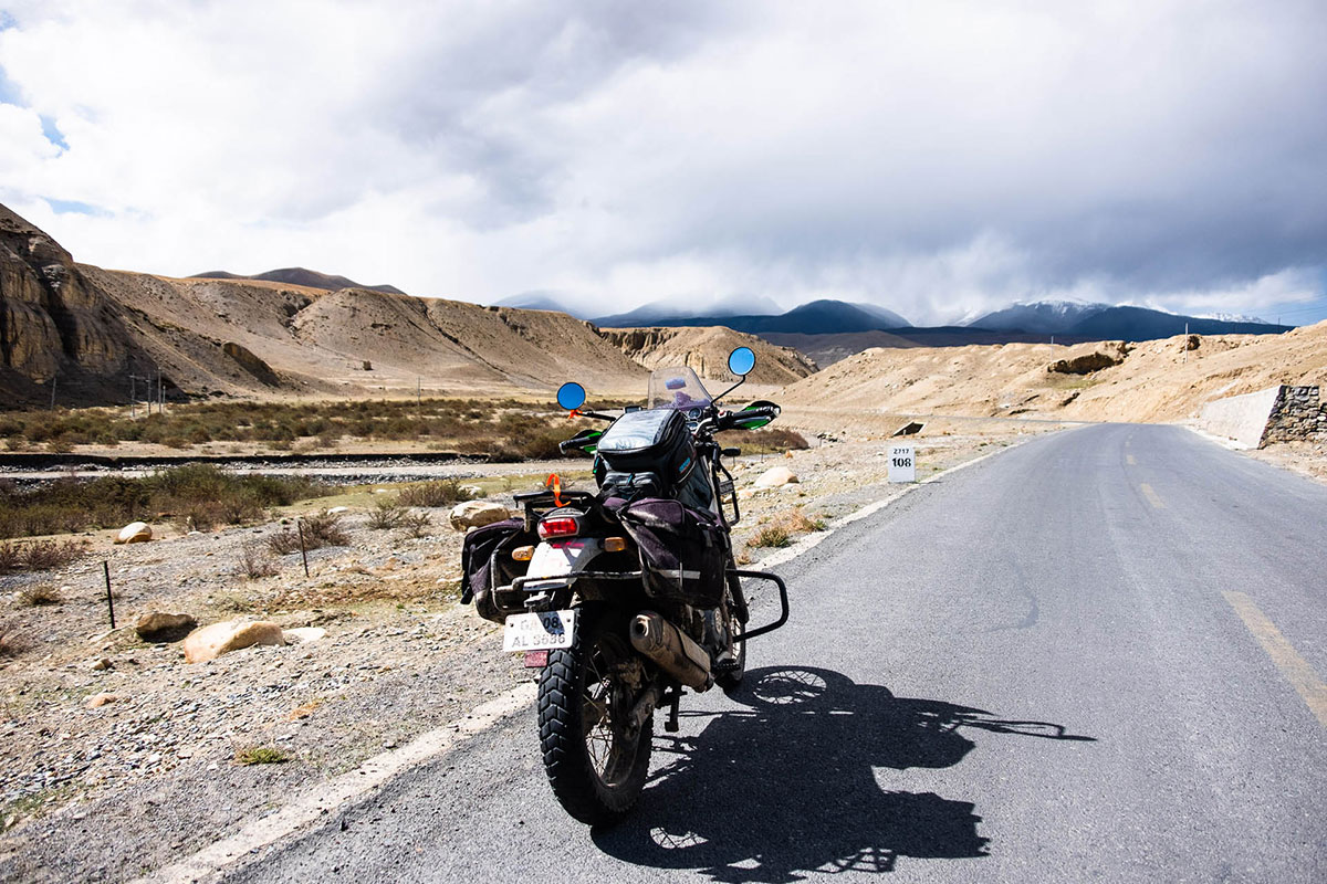 royal enfield tour of india